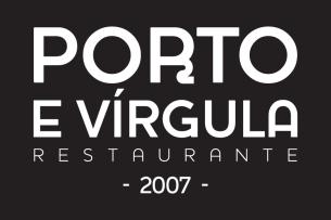 Logotipo Porto E Virgula